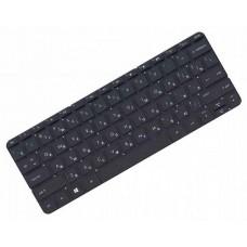 Клавиатура для ноутбука HP Envy X2 11-G series RU, Black, Without Frame (694497-251)