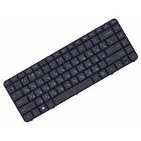 Клавиатура для ноутбука HP Pavilion 14-B, Black, Black Frame (696276-001)