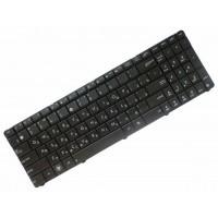 Клавиатура для ноутбука Asus X53, A53, K53, K73, X73 Series RU, Black (70-N5I1K1700-RU)
