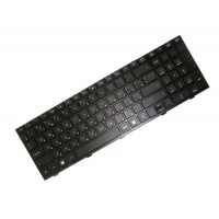 Клавиатура для ноутбука HP ProBook 4540s, 4545s RU, Black, Black Frame (701485-251)