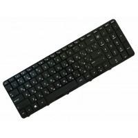 Клавиатура для ноутбука HP Pavilion 15-E RU, Black, Black Frame (708168-001)