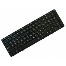 Клавиатура для ноутбука HP Pavilion 15-E RU, Black, Black Frame (710248-251)