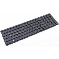 Клавиатура для ноутбука HP Pavilion 15-E RU, Black, Without Frame (710248-251)