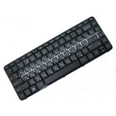 Клавиатура для ноутбука HP ProBook 240 G2, 245 G2, Black, Black Frame (741062-001)