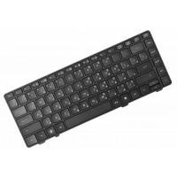 Клавиатура для ноутбука HP ProBook 6360B RU, Black (90.4KT07.U0R)