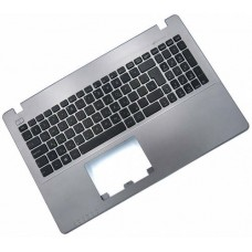 Клавиатура для ноутбука Asus X550 Black, White Top Case (90NB00T3-R31RU0)