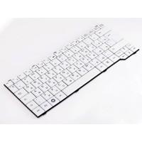 """Клавиатура для ноутбука Fujitsu 15.4"""" Amilo V6505, V6515, V6545, Si3650, Sa3650, Si3655, X9510, X9515, X9525 RU,White (9J.N0N82.P0R)"""