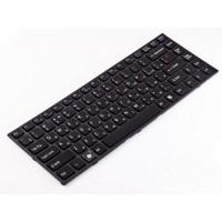Клавиатура для ноутбука Sony VPC-Y Series RU, Black (9J.N0U82.N0R)