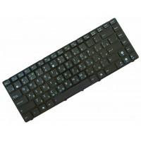 Клавиатура для ноутбука Asus UL30, UL30A, UL30VT, UL80, A42, K42, K42D, K42F, K42J, K43, N82, X42, A43 RU, Black Frame, Black (9J.N1M82.801)