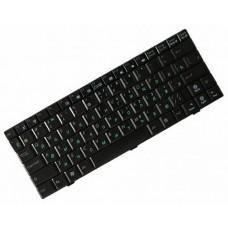 Клавиатура для ноутбука Asus Eee PC 1000, 1000H, 1000HA, 1000HE, 1000HC, 1000H, 1002HA, 904, 904HA, 904HD, 905 RU, Black (9J.N1N82.60R)