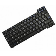 Клавиатура для ноутбука HP Compaq NC6110, 6120, 6130, 6320, NX6105, 6110, 6120, 6130, 6310, 6315, 6320, 6325 RU, Black (9J.N7182.A0R)