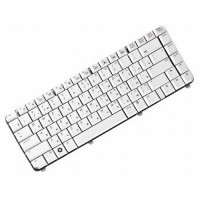Клавиатура для ноутбука HP Pavilion DV5, DV5T, DV5Z, DV5-1000, DV5T-1000, DV5Z-1000, DV5-1100, DV5-1200 RU, Silver (9J.N8682.L0R)