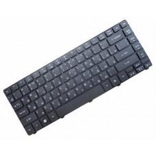 Клавиатура для ноутбука Acer Aspire 3810, 3820, 4339, 4625, 4738, 4741, 4745, 4820, eMachines D440, 528, 640, 730 RU, Black (9Z.N1P82.20R)