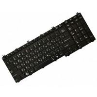 Клавиатура для ноутбука Toshiba Satellite A500, A505, F501, L350, L355, L500, L505, L583, L586, P500, P505 RU, Black (9Z.N1Z82.00R)