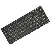 Клавиатура для ноутбука Acer Aspire One 521, 522, 532, 533, D255, D255E, 257, D260, Gateway LT21 RU, Black (9Z.N3K82.Q0R)