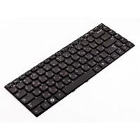 Клавиатура для ноутбука Samsung Q330, Q430, QX410, SF410 Series RU, Black (9Z.N5PSN.00R)