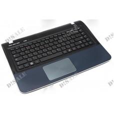 Клавиатура для ноутбука Samsung Q330, Q430, QX410, SF410 Series RU, Black,TopCase (9Z.N5PSN.00R)