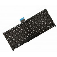 Клавиатура для ноутбука Acer Aspire S3, S5, One 756, TravelMate B1 RU, Black (9Z.N7WSC.10R)