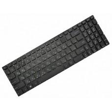 Клавиатура для ноутбука Asus N56 RU Black, Without Frame (9Z.N8BSU.101)