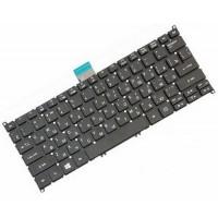 Клавиатура для ноутбука Acer Aspire V5-122P RU, Black Without Frame подсветка (9Z.N9RSW.00R)