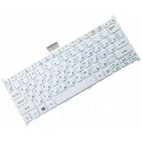 Клавиатура для ноутбука Acer Aspire V5-122P RU, White Without Frame (9Z.N9RSW.00R)