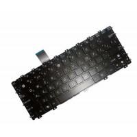 Клавиатура для ноутбука Asus Eee PC 1011, 1015, 1018, X101 RU, Black, Without Frame (AEEJ1700210)
