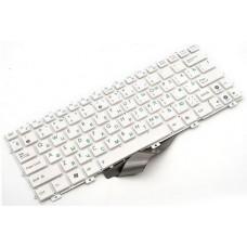 Клавиатура для ноутбука Asus Eee PC 1011, 1015, 1018, X101 RU, White, Without Frame (AEEJ1700210)
