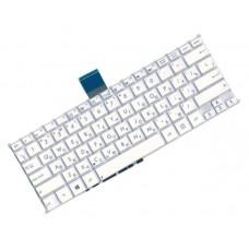 Клавиатура для ноутбука Asus F200, F200CA, F200LA, F200MA, X200, X200C, X200CA, X200L, X200LA, X200M X200MA, R202 White (AEEX8X00020)