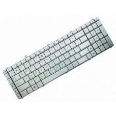 Клавиатура для ноутбука Asus N55 Series. RU, Silver (AENJ6700010)