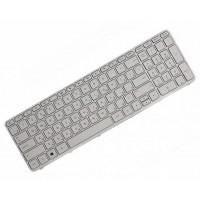 Клавиатура для ноутбука HP Pavilion 17, 17-E RU, White, White Frame (AER68U00210)