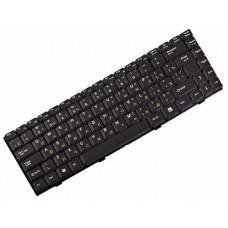 Клавиатура для ноутбука Asus S96, S96F, S96J, S96S, Z62, Z84, Z84FM, Z84JP, Z96, Z96F, Z96J, Z96JS RU, Black (AETW3ST7016)