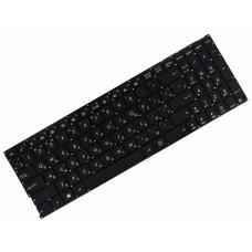 Клавиатура для ноутбука Asus A501, K501, R516 RU, Black, Without Frame, Backlight (AEXK5801010)