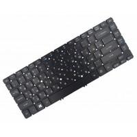 Клавиатура для ноутбука Acer Aspire Timeline Ultra M5-481G, M5-481PT, M5-481PTG, M5-481T, M5-481TG RU, Black, Without Frame, Backlight (AEZ09701110)