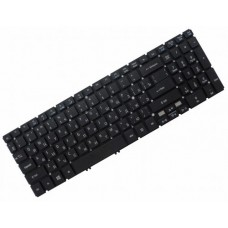 Клавиатура для ноутбука Acer Aspire V5-552, V5-552G, V5-572, V5-573, V7-581, V7-582 RU, Black Without Frame, Backlight (AEZRK701010)