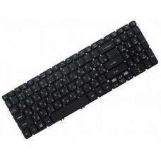 Клавиатура для ноутбука Acer Aspire V5-552, V5-552G, V5-572, V5-573, V7-581, V7-582 RU, Black Without Frame (AEZRK701010)