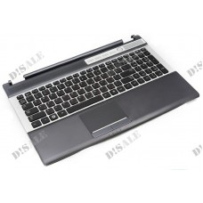 Клавиатура для ноутбука Samsung RF510, RF511, QX530 RU, Black, Top Case (CNBA5902795CBIH)
