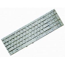 Клавиатура для ноутбука Samsung NP355V5C RU, White (CNBA5903733CBIH)
