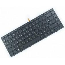 Клавиатура для ноутбука HP ProBook 430 G5, 440 G5 RU, Black, Black Frame, Backlight (L01071-001)