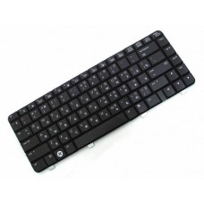 Клавиатура для ноутбука HP Compaq 6520, 6720, 6520S, 6720S, 540, 550 RU, Black (MP-05583SU-930)
