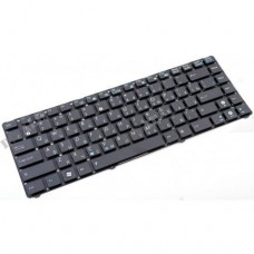 Клавиатура для ноутбука Asus Eee PC 1215, 1225 Black, Without Frame (MP-10B93SU-528)