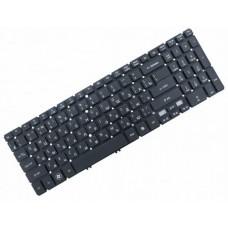 Клавиатура для ноутбука Acer Aspire V5-531, V5-551, V5-571, Ultra M3-581, M5-581 RU, Black, Without Frame, Backlight (MP-11F53U4-528)