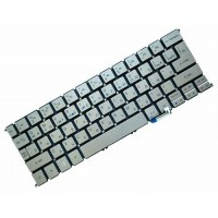 Клавиатура для ноутбука Acer Aspire S7-391 RU, Silver, Without Frame, Backlight (MP-12A53SUJ4422)