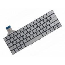 Клавиатура для ноутбука Acer Aspire S7-191 RU, Silver, Without Frame (MP-12Q33SU6200)