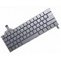 Клавиатура для ноутбука Acer Aspire S7-391 RU, Silver, Without Frame (NK.I1113.00L)
