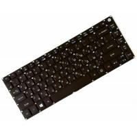 Клавиатура для ноутбука Acer Aspire E5-422, E5-473 RU, Black, Without Frame (NK.I1417.0DL)
