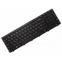 Клавиатура для ноутбука Dell Inspiron N7110, N5720, N7720, Vostro 3750, XPS 17 L702x RU, Without Frame, Black (NSK-DZ0BQ 0R)