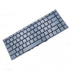 Клавиатура для ноутбука MSI GS65 RU, Gray, Backlight (NSK-FDABN0R)