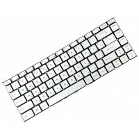 Клавиатура для ноутбука MSI GS65 RU, Silver, Backlight (NSK-FDABN0R)