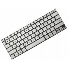 Клавиатура для ноутбука Asus UX21, UX21A RU, Silver (P-11A93SU6528)