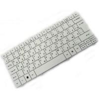 Клавиатура для ноутбука Acer Aspire 1410, 1810, 1830 One 721, 751 RU, White (PK130I23A04)